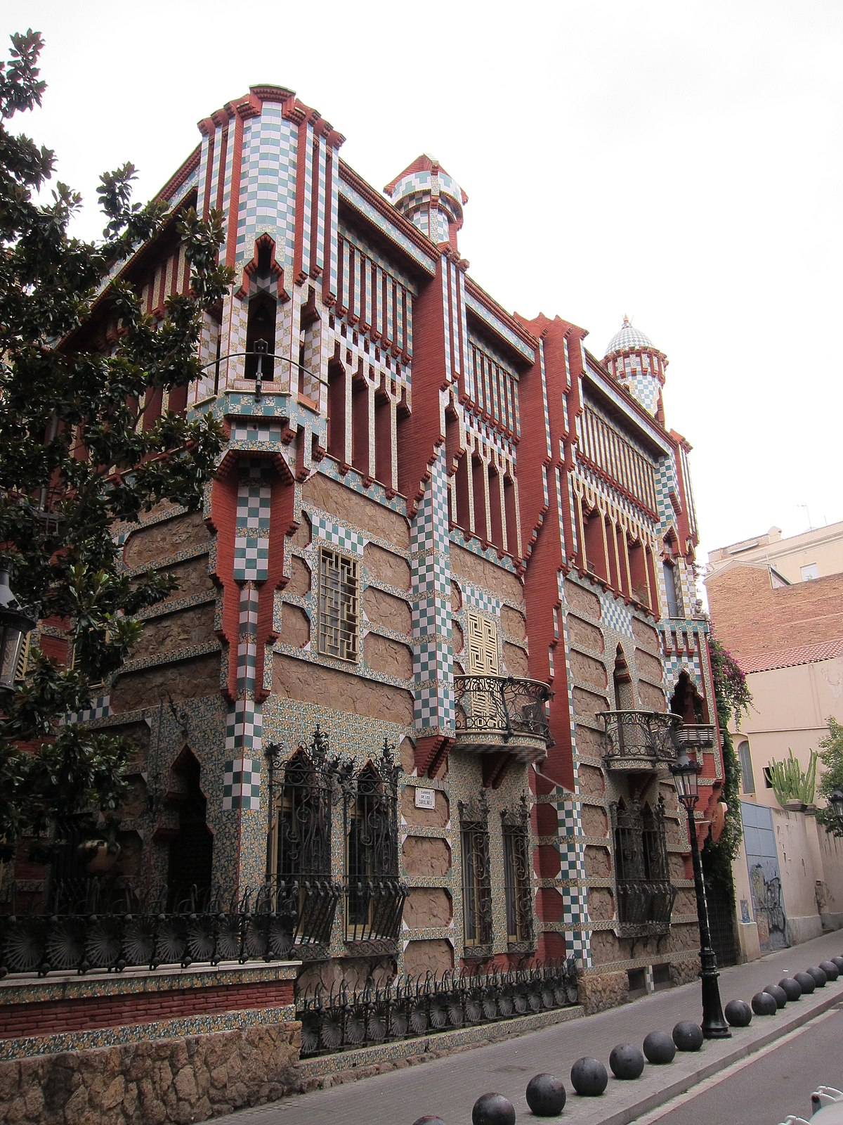 Casa Wikipedia
