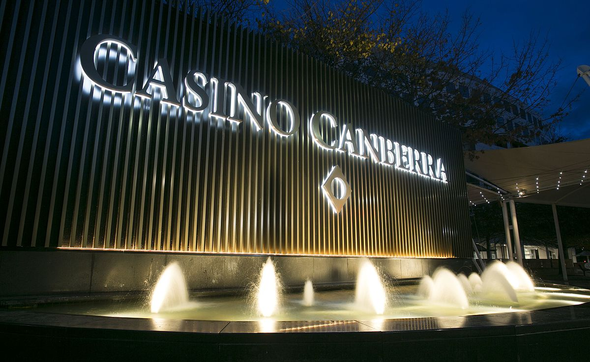 Casino Canberra  Wikipedia
