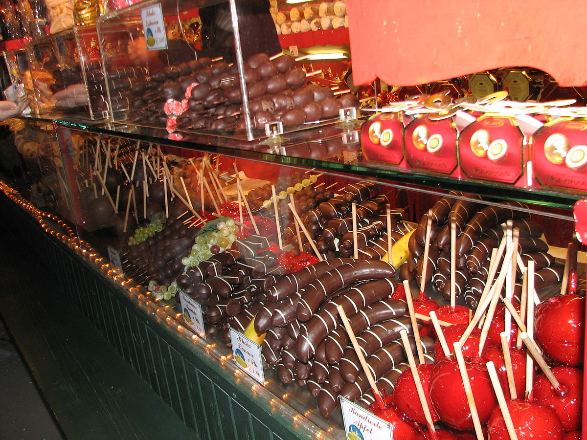 Chocolate Covered Fruit Wikipedia