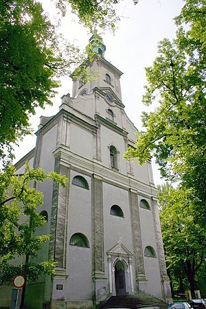 Jesus' Church (Church of Grace), Cieszyn (Poland)