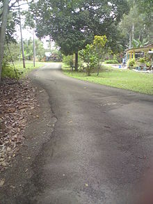 Jalan raya selorong  Wikipedia Bahasa Melayu