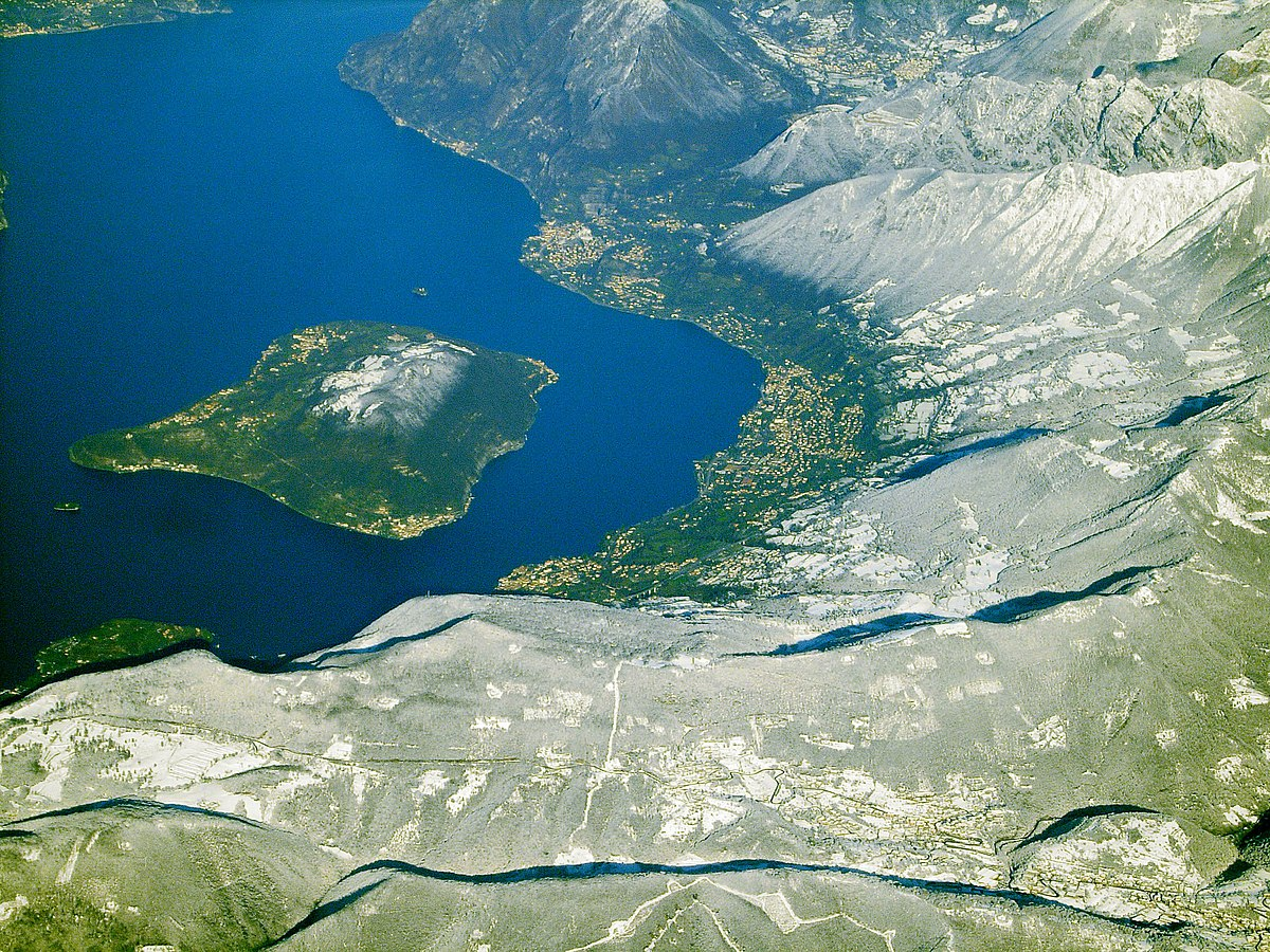 Lago dIseo  Wikivoyage guida turistica di viaggio