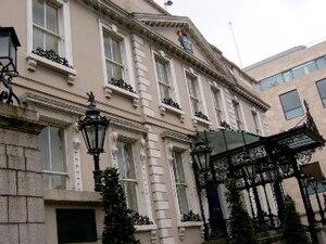 Mansion House, Dublin. My image. No c/r