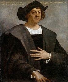 Qui A Découvert L'amérique En Premier : découvert, l'amérique, premier, Christophe, Colomb, Wikipédia