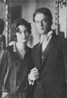 Léopold et son épouse Astrid de Suède