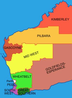 Hancock struck iron ore in the Pilbara region,...