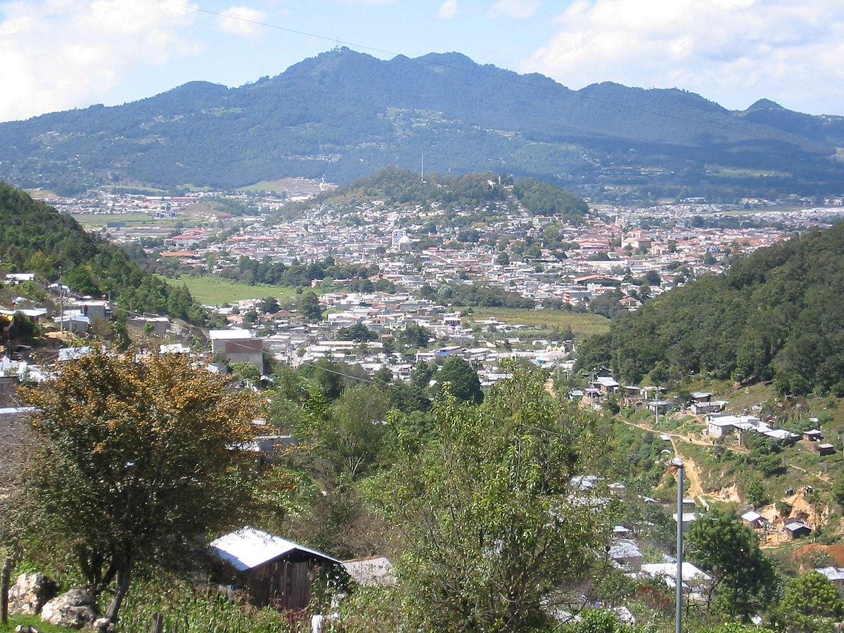 San Cristbal de las Casas  Wikipedia