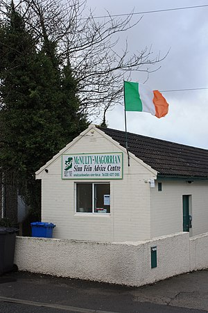 Sinn Fein Advice Centre, Circular Road, Castle...