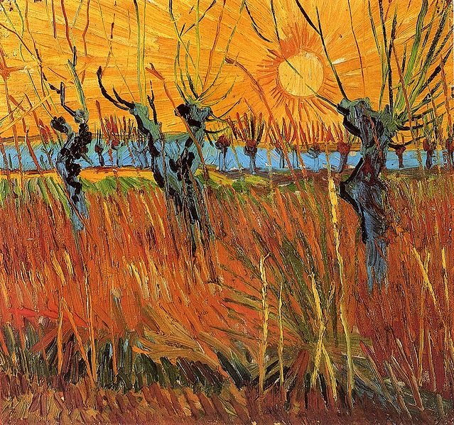 File:Willows at Sunset 1888 Vincent van Gogh.jpg