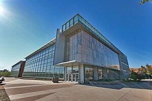 English: Biodesign buildings at Arizona State ...