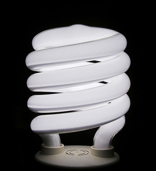 Curly Bulb.  At least it's not cylindrical and too tall like the one up top...