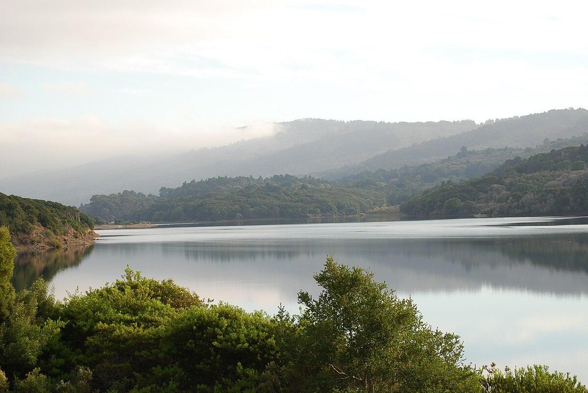 Crystal Springs Reservoir  Wikipedia