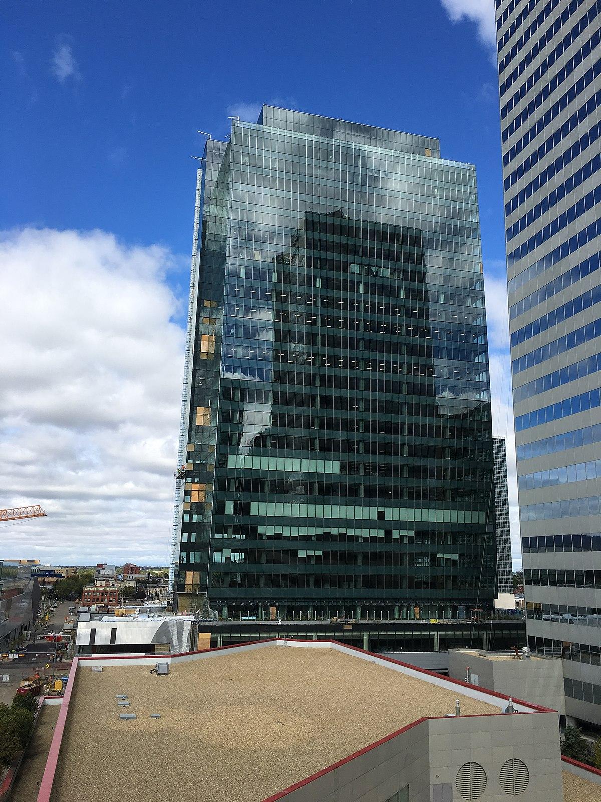 Edmonton Tower  Wikipedia