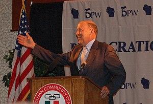 Wisconsin governor Jim Doyle