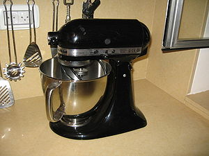 KitchenAid 5 qt. Stand Mixer, designed in 1937...