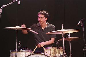 Matt Aveiro, drummer of Cold War Kids