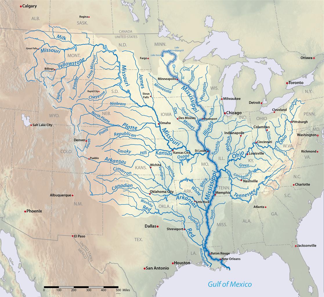 Large Maps Northern Ohio