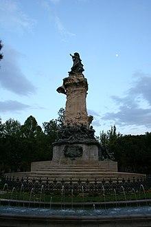 Plaza de los Sitios  Wikipedia la enciclopedia libre