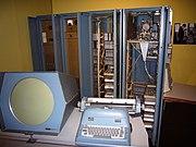 Immagine di un PDP 1