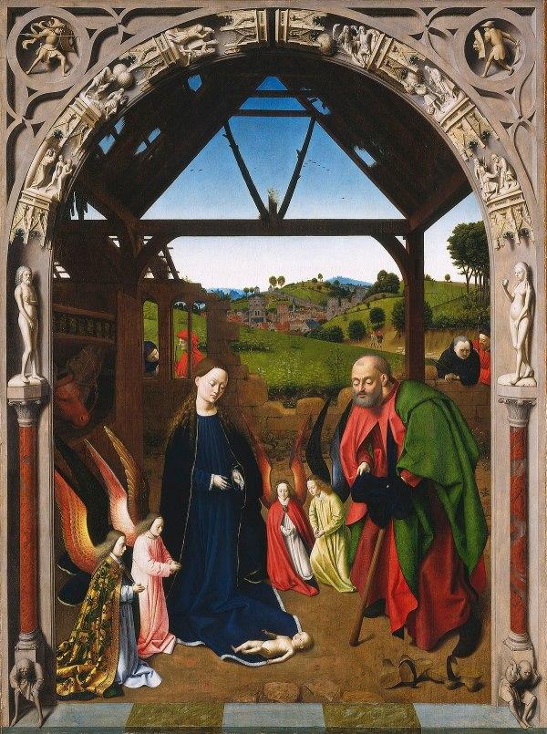 Nativity Paintings Renaissance Art