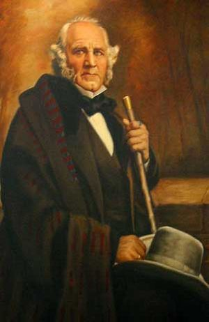 Sam Houston as a U.S. senator