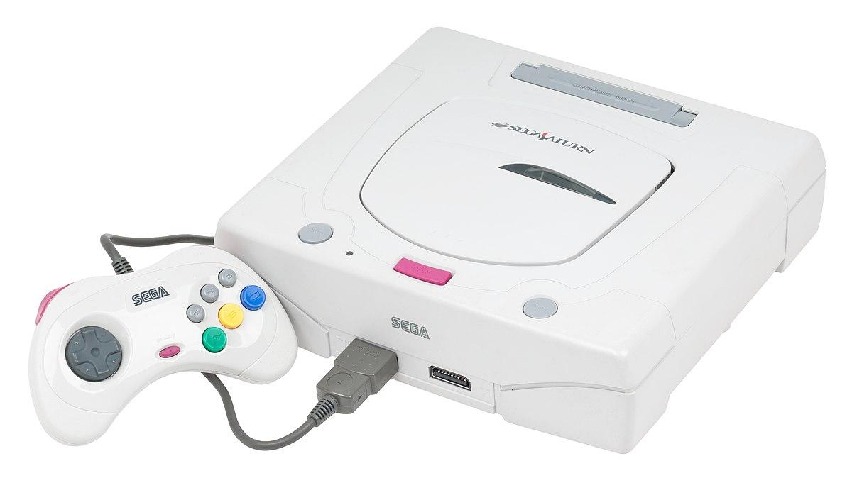 List of Sega Saturn games - Wikipedia