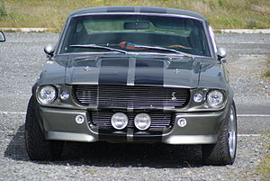 "Shelby Mustang GT500 ""Eleanor"" (one ..."