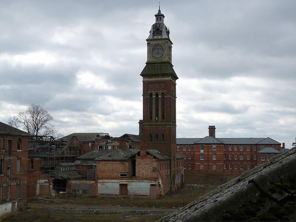 St Crispins Hospital  Wikipedia