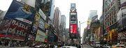 Times Square Panorama - New York City - Novemb...