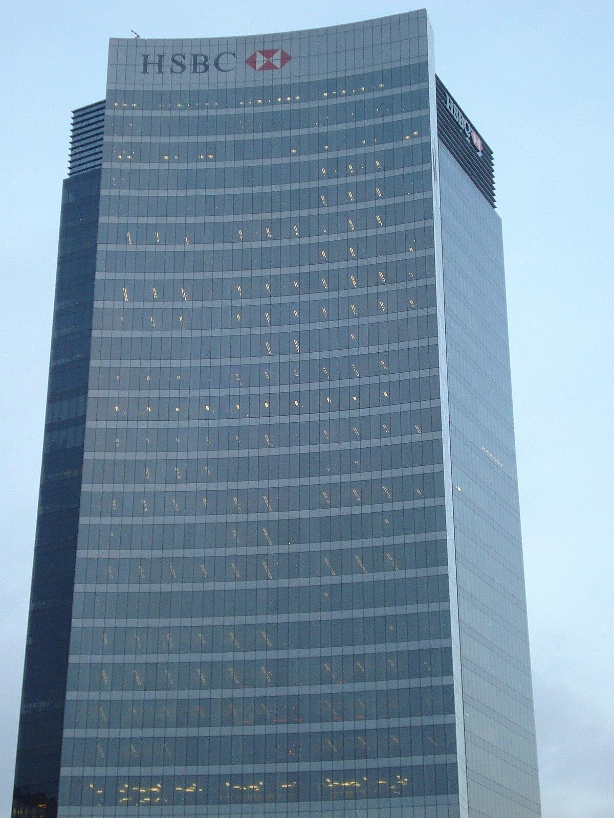 Torre HSBC  Wikipedia la enciclopedia libre