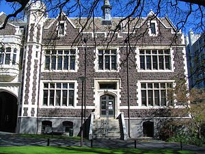 University of Otago School of Mines building, ...