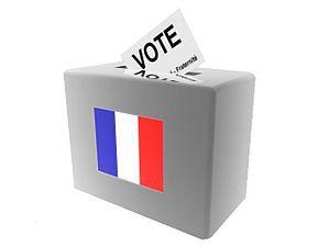 Urne vote France