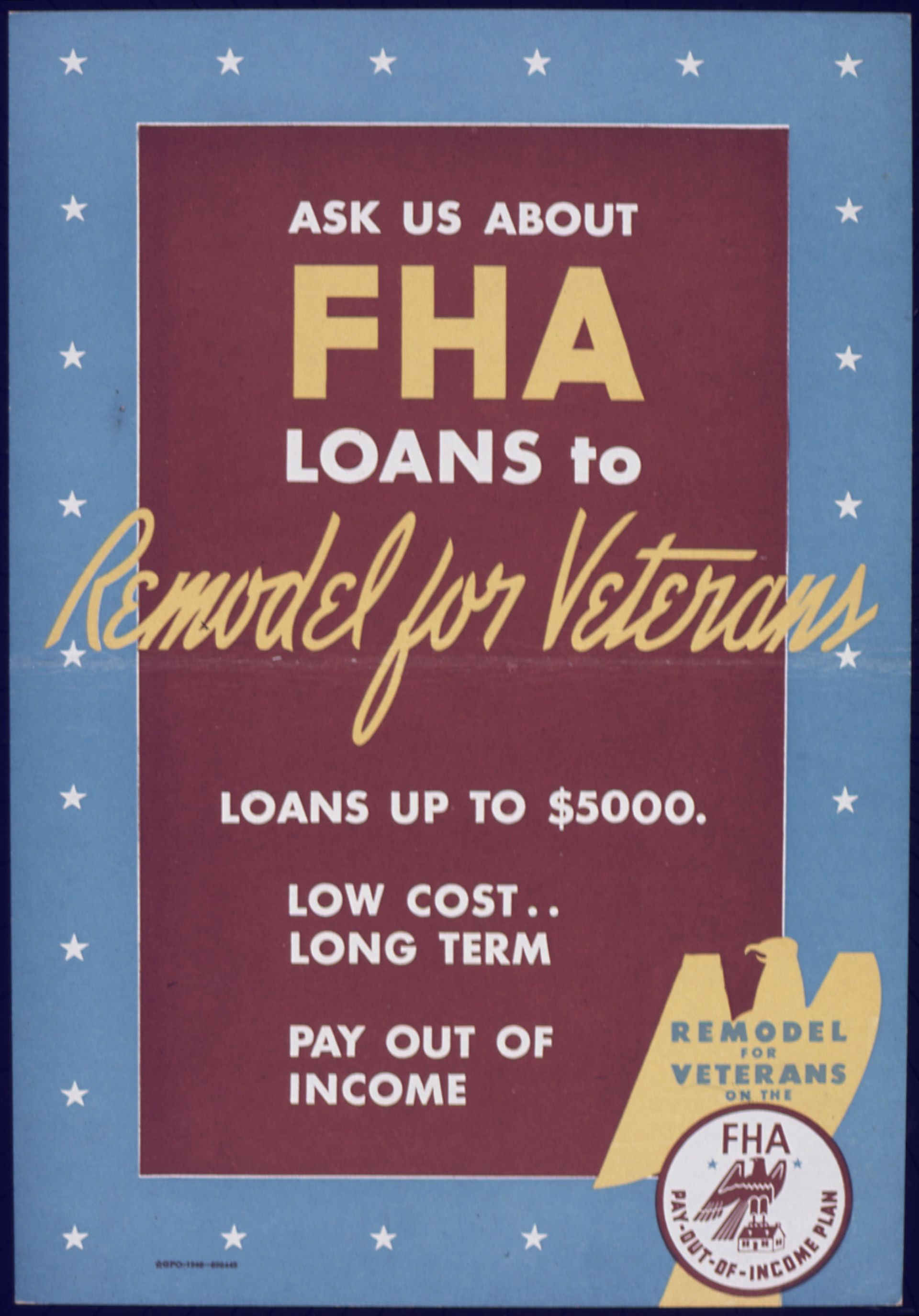 FHA insured loan  Wikipedia