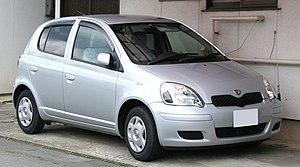 English: Toyota Vitz