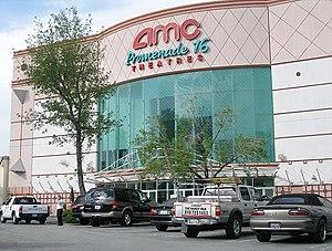 AMC Theatres Promenade 16, a 16-auditorium mov...
