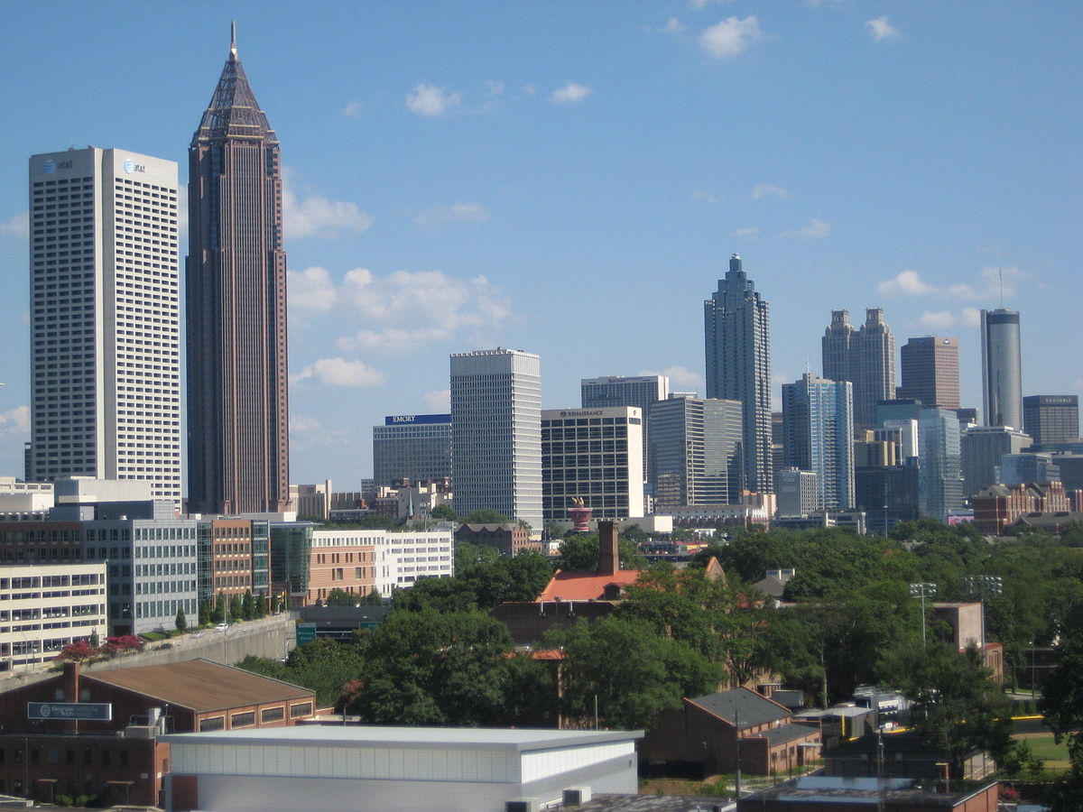 Downtown Atlanta Wikipedia
