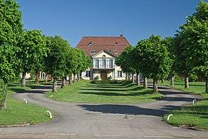 Deutsch: Villa an der Baselstrasse 2 in Feldbr...