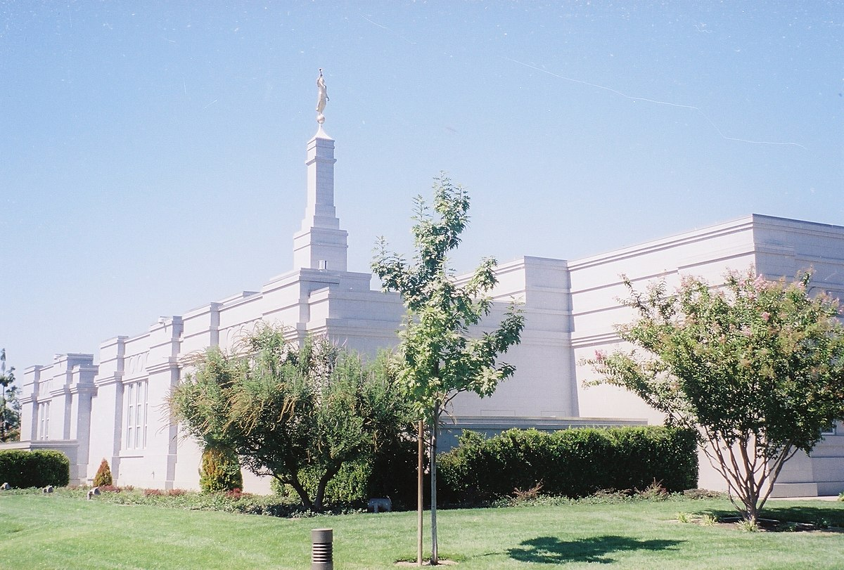 Fresno California Temple  Wikipedia