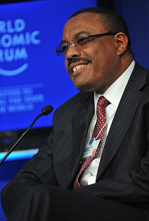 Hailemariam Desalegn - Closing Plenary- Africa's Next Chapter - World Economic Forum on Africa 2011