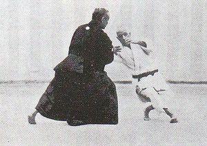 """Hiki-otoshi"" is one of Koshiki-no-k..."