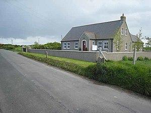 English: Home business near Ballyeaseborough S...