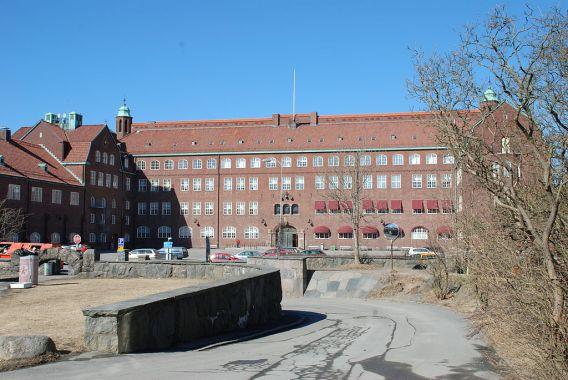 Hvitfeldtska gymnasiet