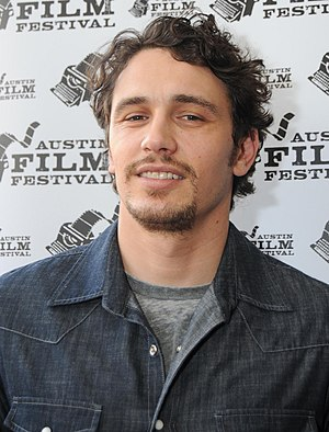 English: James Franco at the Austin Film Festi...