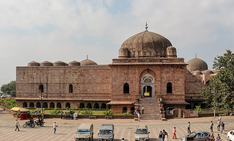File:Jami Masjid, Mandu 01.jpg