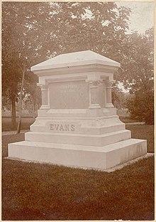 John Evans governor  Wikipedia