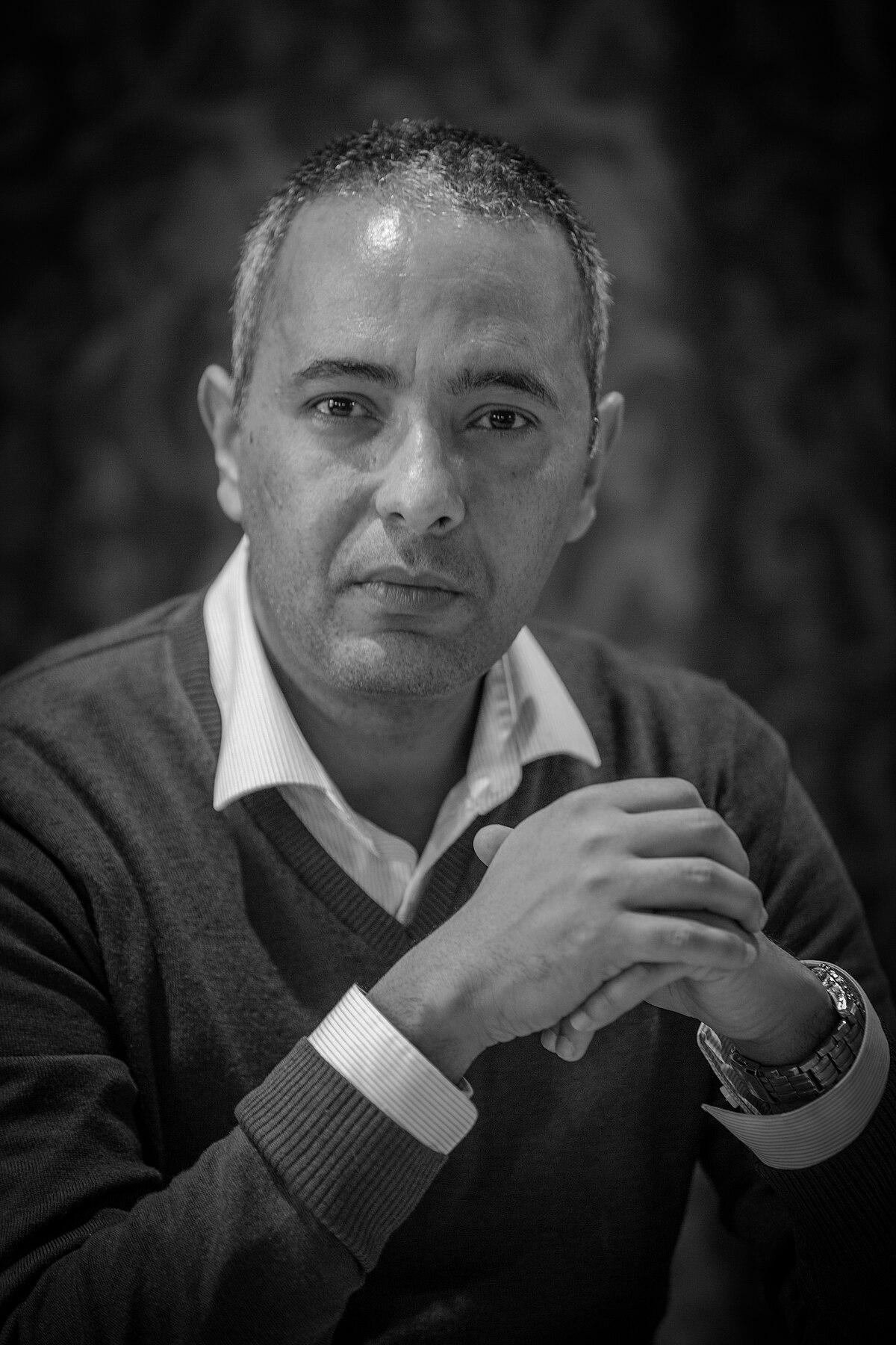Kamel Daoud Et Sa Femme : kamel, daoud, femme, Kamel, Daoud, (écrivain), Wikipédia
