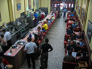 English: La Bombonera in San Juan, Puerto Rico...