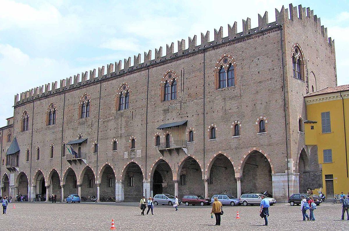 Palazzo Ducale Mantova  Wikipedia