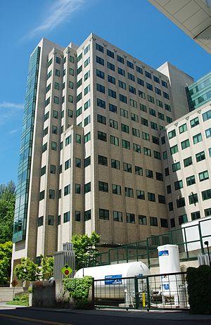 Mark O. Hatfield Research Center at Oregon Hea...