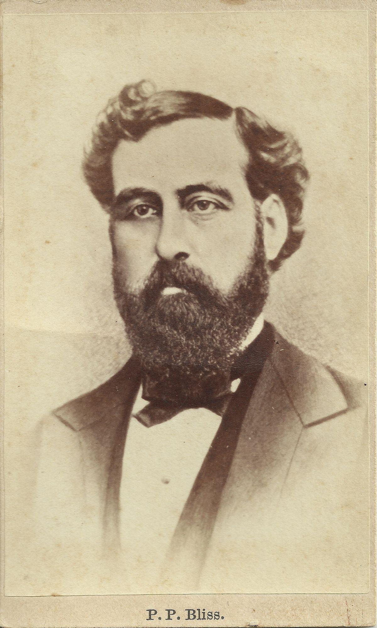Philip Bliss  Wikipedia